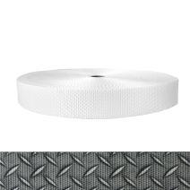 1-1/2 Inch Utility Polyester Webbing Diamond Plate