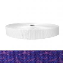 1-1/2 Inch Utility Polyester Webbing Endless Waves