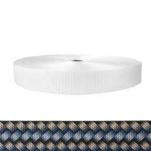 1-1/2 Inch Utility Polyester Webbing Metal Weave