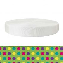 2 Inch Tubular Polyester Candy Dots