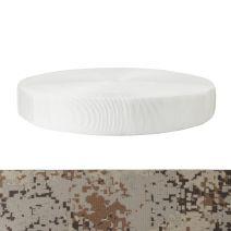 2 Inch Tubular Polyester Camouflage Digital Desert