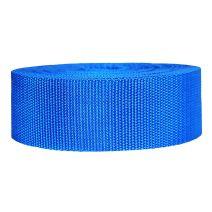 2 Inch Heavyweight Polypropylene Pacific Blue