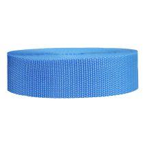 1-1/2 Inch Heavyweight Polypropylene Powder Blue