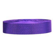 1 Inch Lightweight Polypropylene Purple