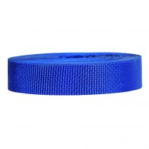 1 Inch Lightweight Polypropylene Royal Blue