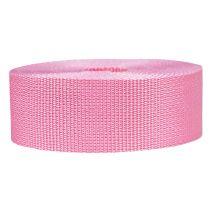 2 Inch Lightweight Polypropylene Pink