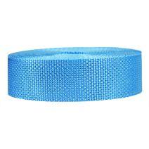 1-1/2 Inch Lightweight Polypropylene Powder Blue