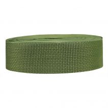 1-1/2 Inch Lightweight Polypropylene Olive Drab