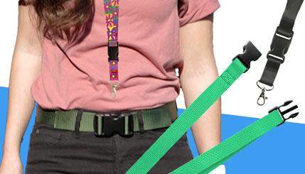 Belts & Lanyards